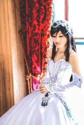 Garnet - Grieving Princess by CrystalMoonlight1