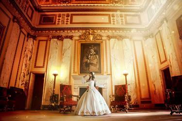 Garnet - New Queen of Alexandria by CrystalMoonlight1