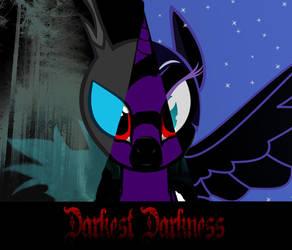 Darkest Darkness by BlackFoxFurry7
