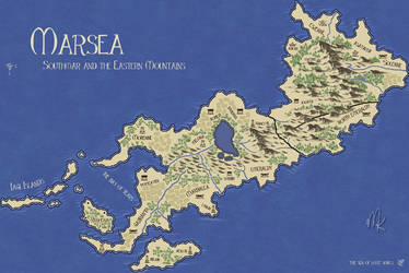 Marsea by valhaia