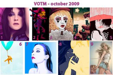VOTM october 2009 by vexelove