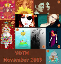 VOTM november 2009 by vexelove