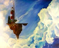 Windmill, Windmill by tsukiraven