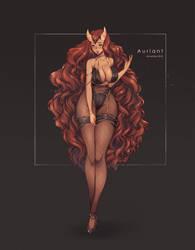 [C] - Blair Fox by Auriant