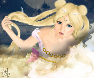 Princess Serenity by Buffsak