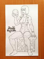 Mistress Skull. by Jim32-Hq32oL