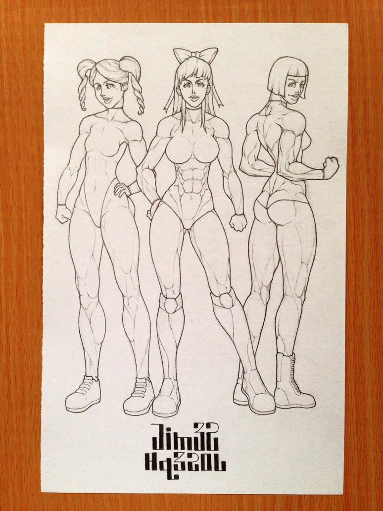 Powerbuff girls. by Jim32-Hq32oL