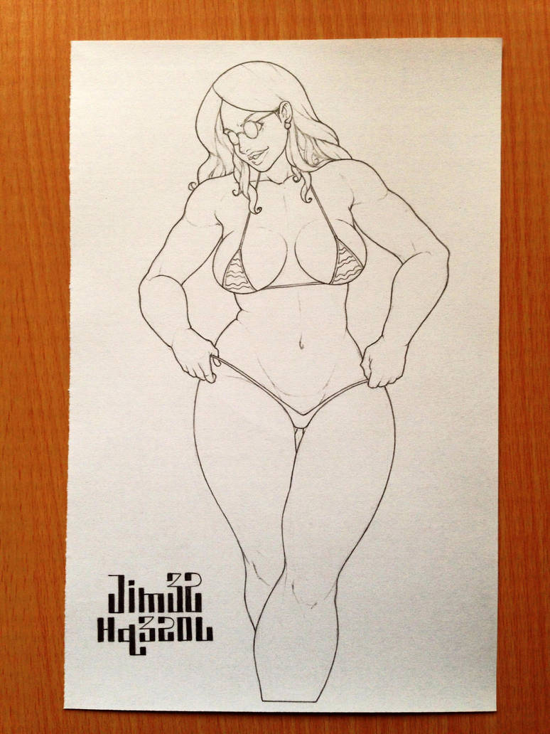 Chubby and Sexy! by Jim32-Hq32oL