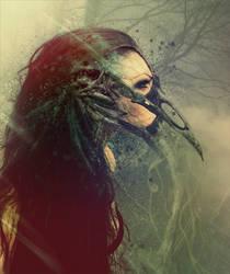 Raven Queen by ultradialectics