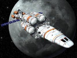 NEO probe by Paul-Lloyd