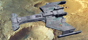 Klingon Hammerhead Again by Paul-Lloyd