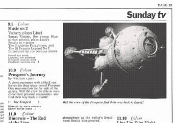 Radio Times Clipping by Paul-Lloyd