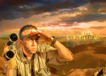 The Expedition by featheredpixels