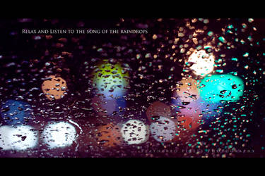 The Song of the Raindrops by featheredpixels