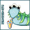 Poisavra (neofficial pokemon) by KaomaTheCat