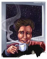 Captain Janeway by torpedoes42