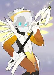 fluffy healer boy: v1 by blissprism