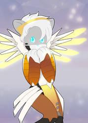 fluffy healer boy: v2 by blissprism