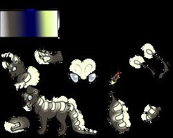 NEW SPECIES: LIGHTPUPS by Pankaike