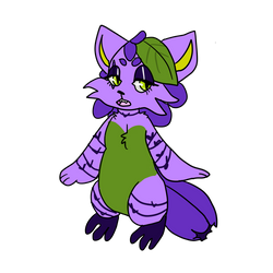 Ivy Ref by NeonSabers