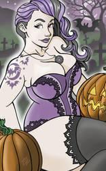 Halloween pin by Big-Rex