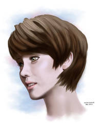 Portrait Study v002 by peterlaurence