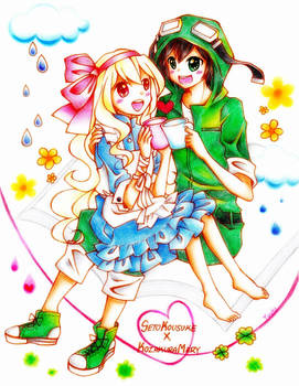 MaryxSeto by Colorful--Melody
