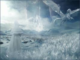 Ice world by Mocris