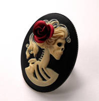 Cameo Ring The Death Of Carmen by Jin-ju