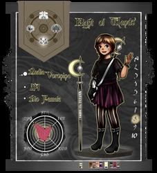 [Tales of Arcadia] Nadia Voronina by WynterArlene