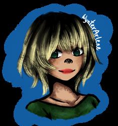 marley's revamp headshot by WynterArlene