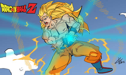 Goku by AnubisGabriele