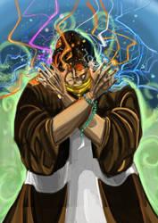 Wizard by AnubisGabriele