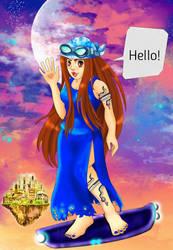 Hi, I'm Luna by solarfalcon