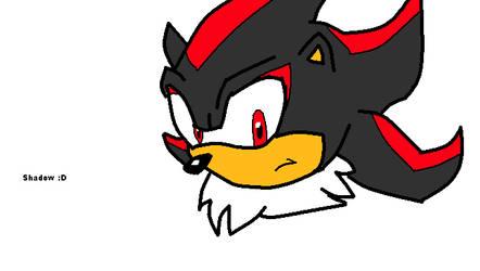 Shadow The Hedgehog by goodlucklight