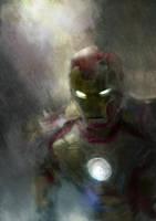 Iron Man 3 Art Jam by benzyvyngona