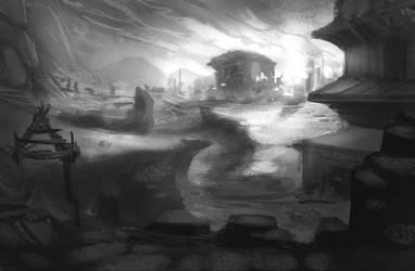 EnvironmentSketch362 by thevilbrain