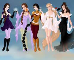 Zodiac Goddess Maker by shinrah