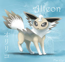 Alteon :Fan Pokemon: by BlazeTBW