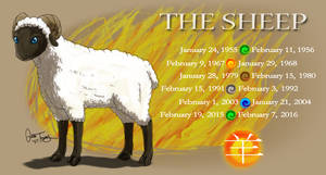 Year of the Sheep by BlazeTBW