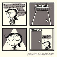 Real Life Door by PlavkiVie