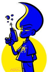 Jimmy Neutron by gabriellegomezart