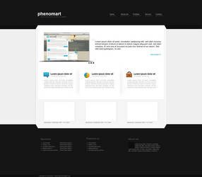 Simple Business Design by phenomart