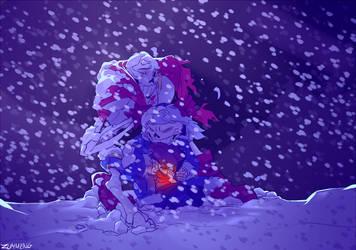 Snowstorm by Zummeng