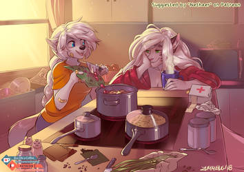 Whatcha Cookin? - July Vote Winner by Zummeng