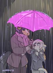 [GIFT] Heavy Rain by Zummeng