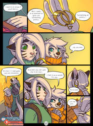 Welcome to New Dawn pg. 50. by Zummeng