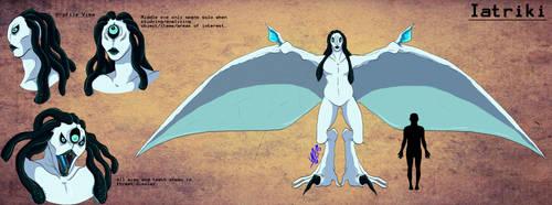 .:Species Ref:. The Iatriki by Youalahuan