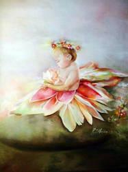 little fairy by YohannaKim