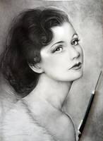 Portrait of my Soul by YohannaKim